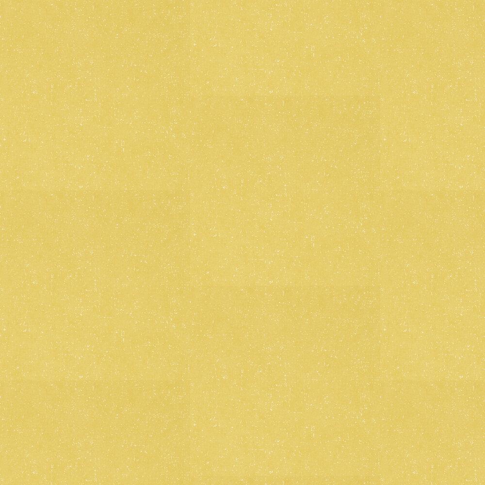 Votna Wallpaper - Saffron - by Scion