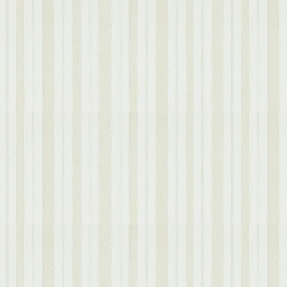 Sanderson Cecile Stripe Pearl Wallpaper - Product code: 214580