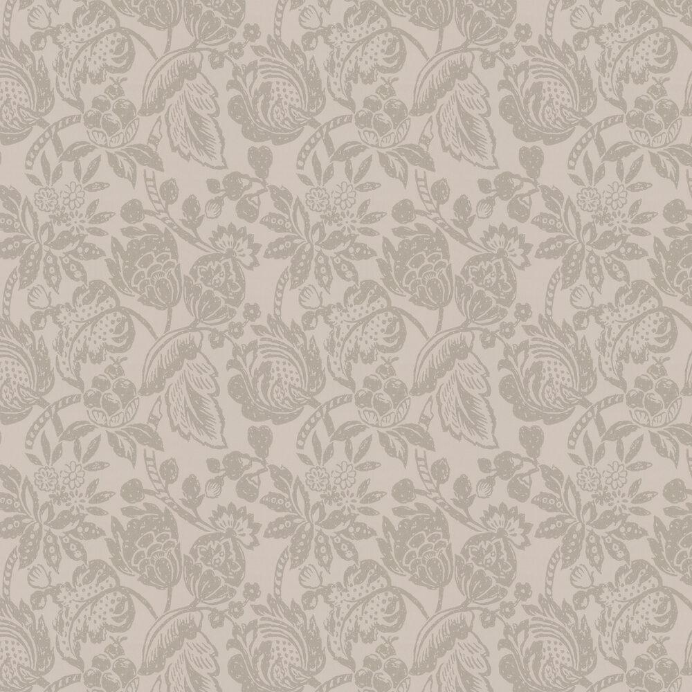 Sabi Wallpaper - Sable  - by Prestigious