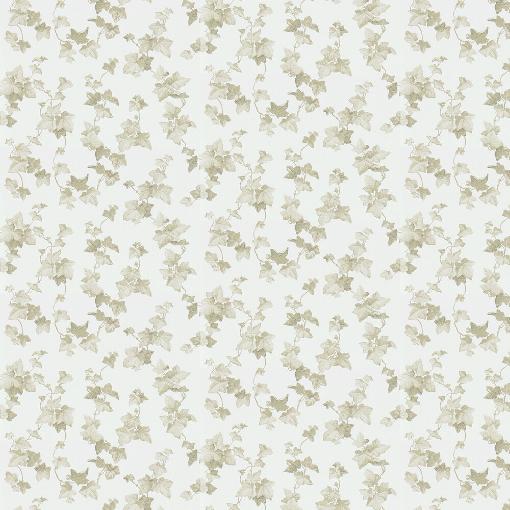 Hedera Wallpaper - Pearl/Neutral - by Sanderson