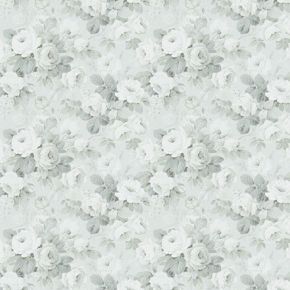 Sanderson Chelsea Cream / Silver Wallpaper - Product code: 214603