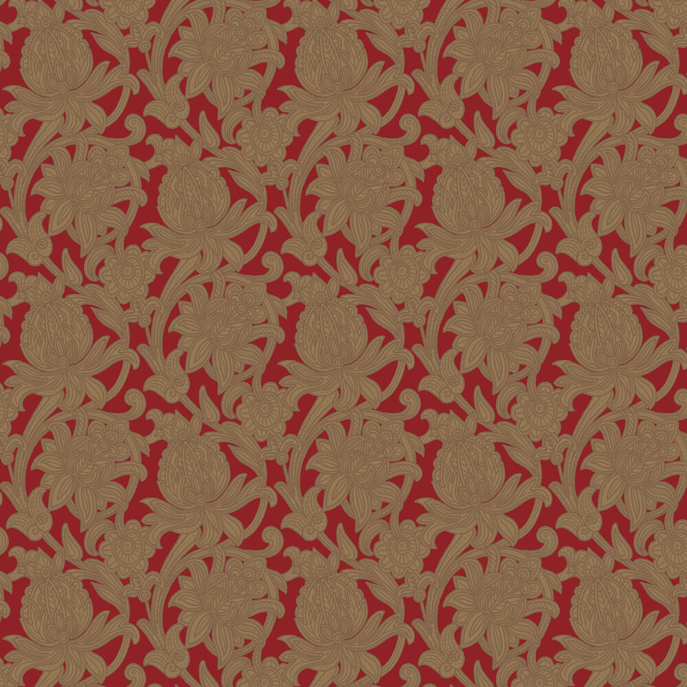 Arthouse Viola Red Wallpaper - Product code: 290604