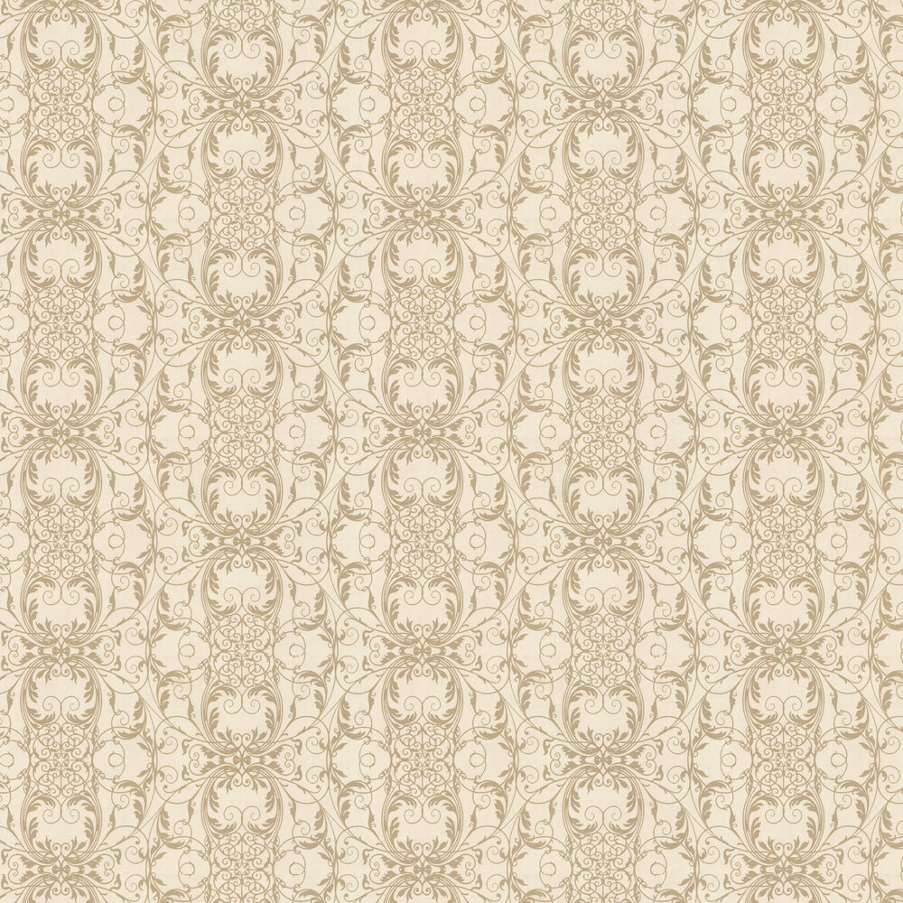 Albany Ornate Lace Gold Wallpaper - Product code: 20727