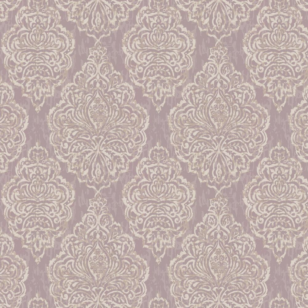Zellige Wallpaper - Dusk - by Prestigious