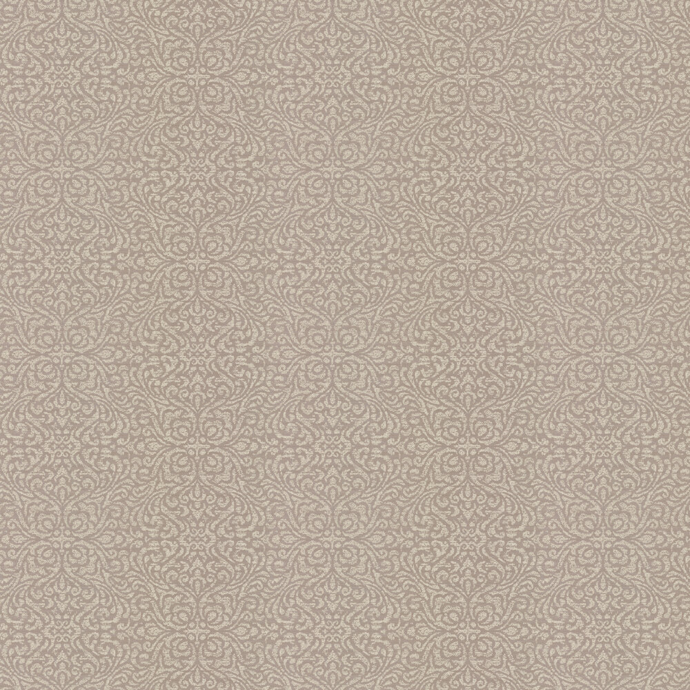 Bakari Wallpaper - Linen - by Prestigious