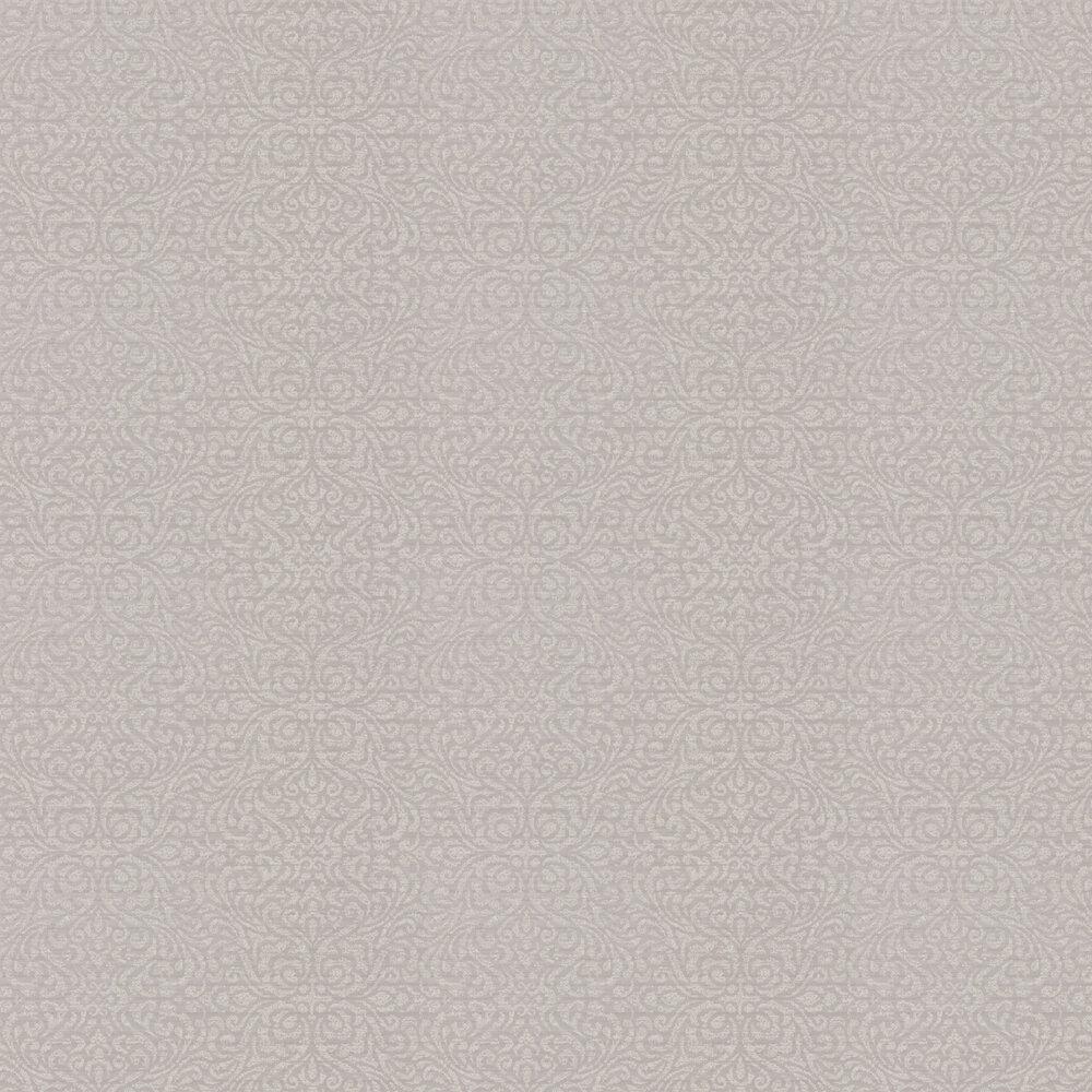 Bakari Wallpaper - Sable - by Prestigious