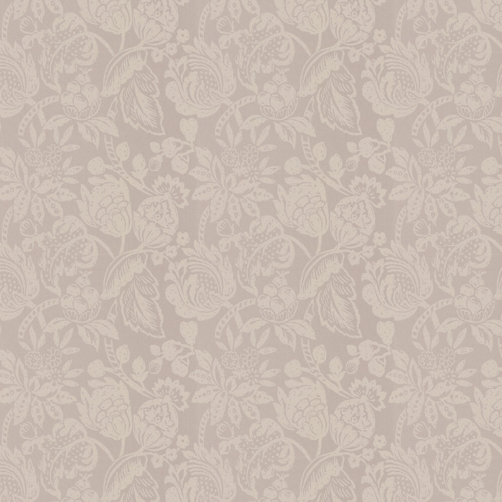 Saphir Wallpaper - Linen - by Prestigious