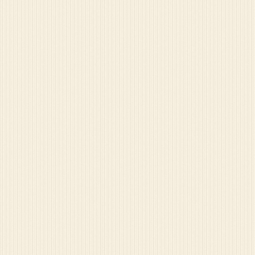 SketchTwenty 3 Cotton Stripe Ivory Wallpaper - Product code: CO00123