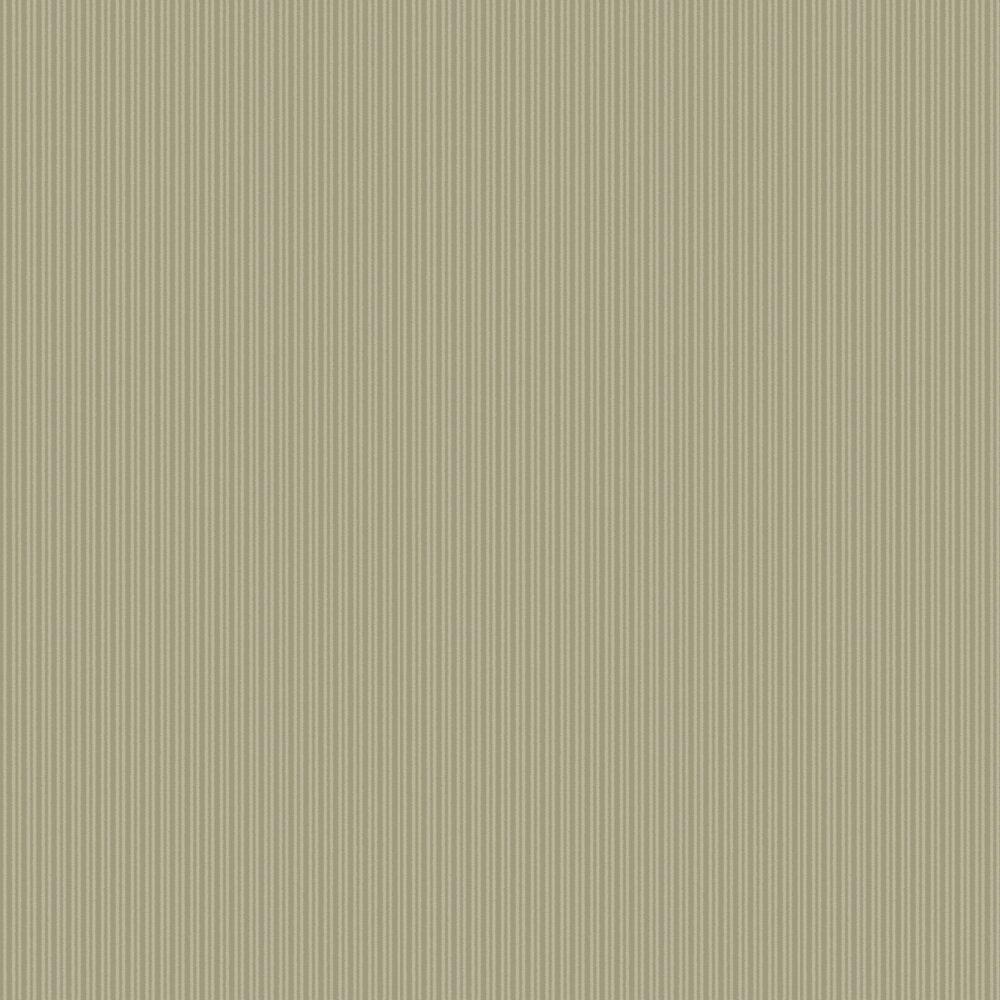 SketchTwenty 3 Cotton Stripe Olive Wallpaper - Product code: CO00124