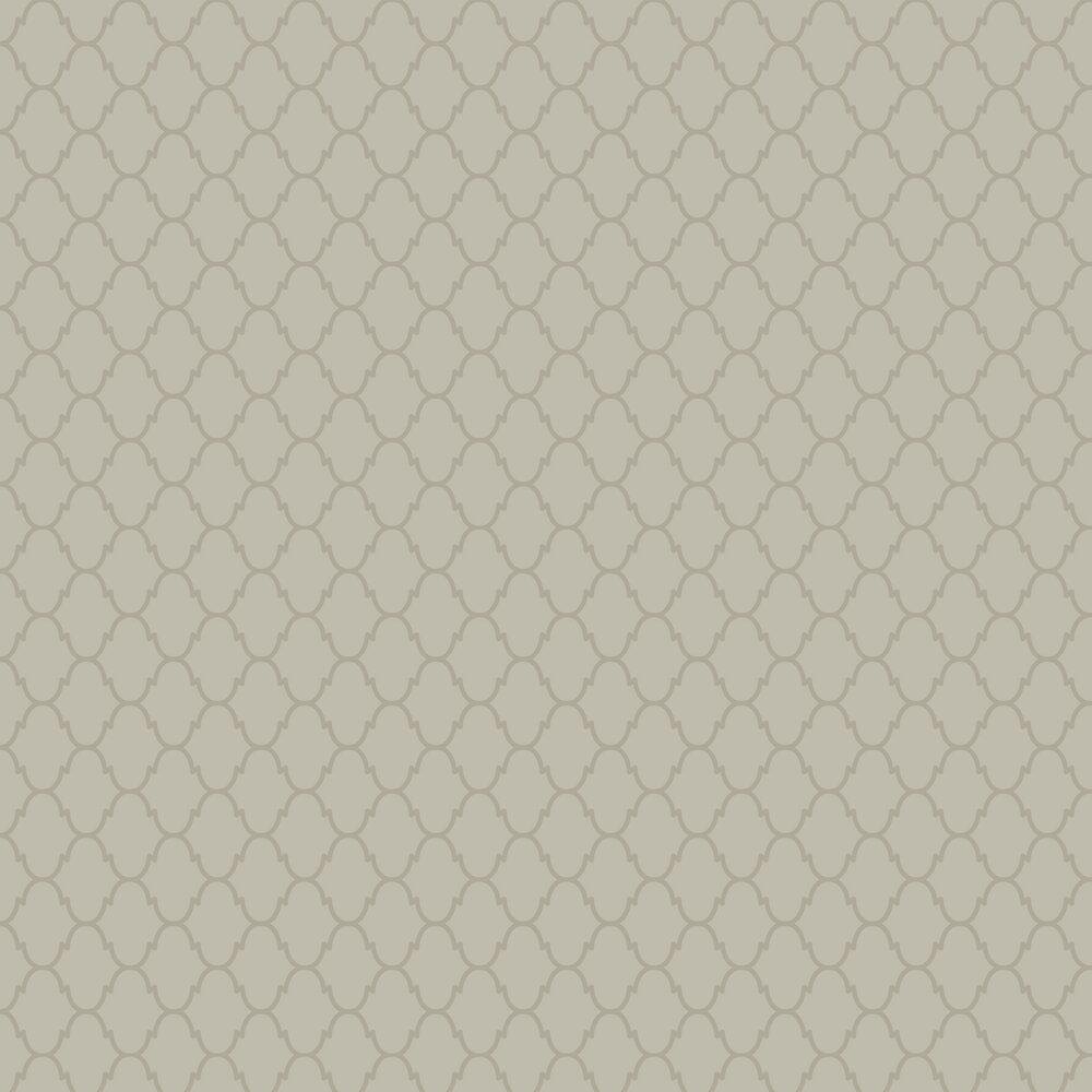 Moroccan Wallpaper - Beige - by SketchTwenty 3