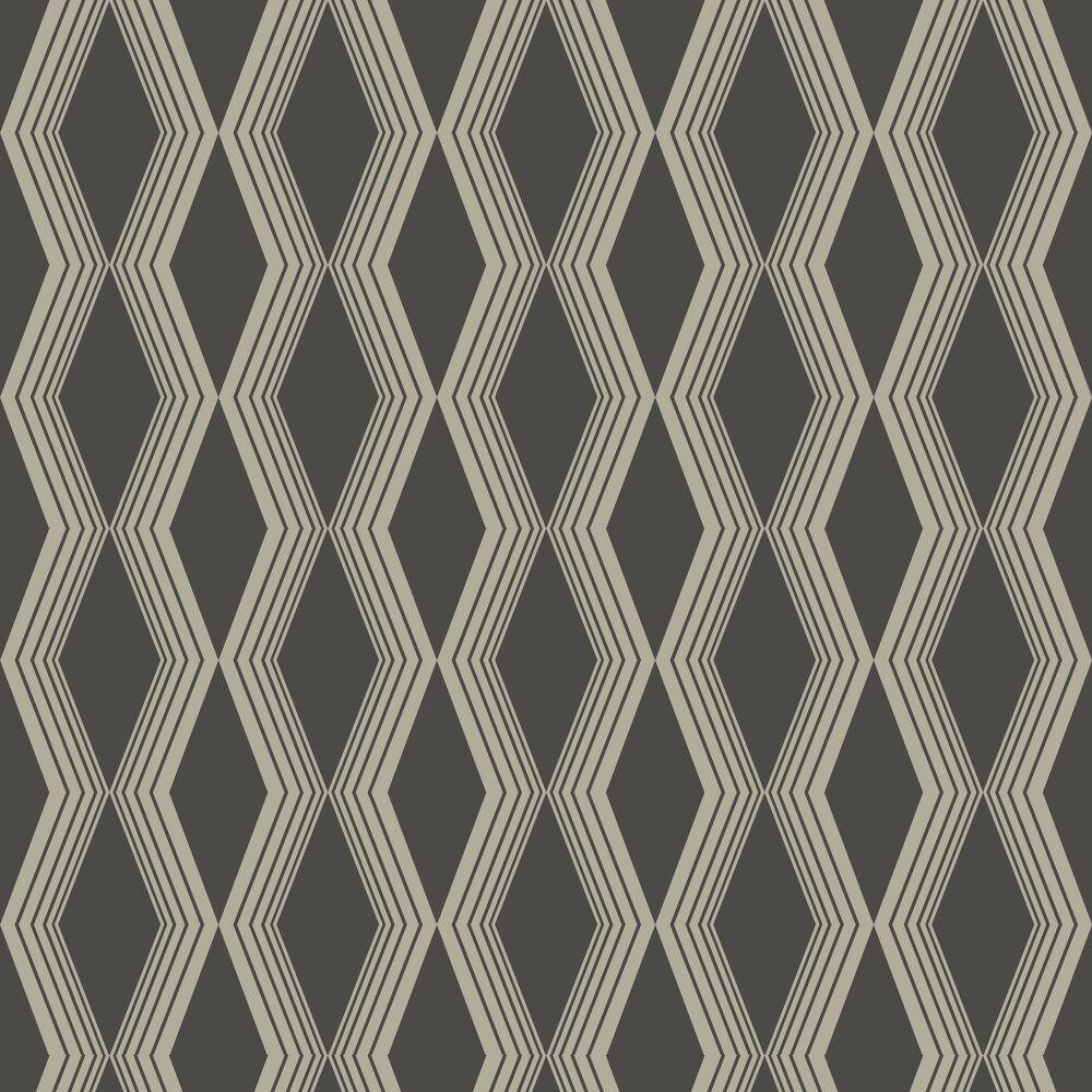 SketchTwenty 3 Concertina Noir Wallpaper - Product code: DC00168