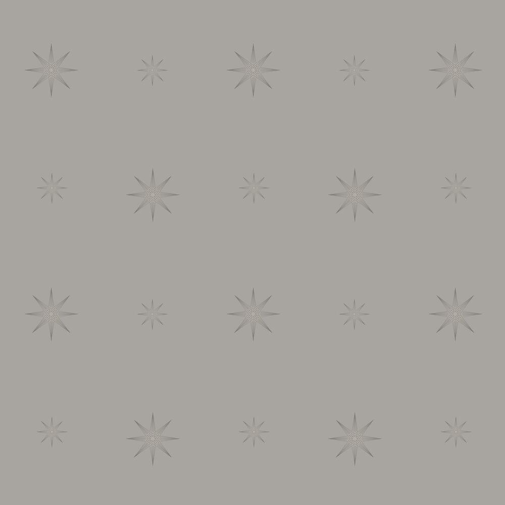 Star Wallpaper - Grey - by SketchTwenty 3