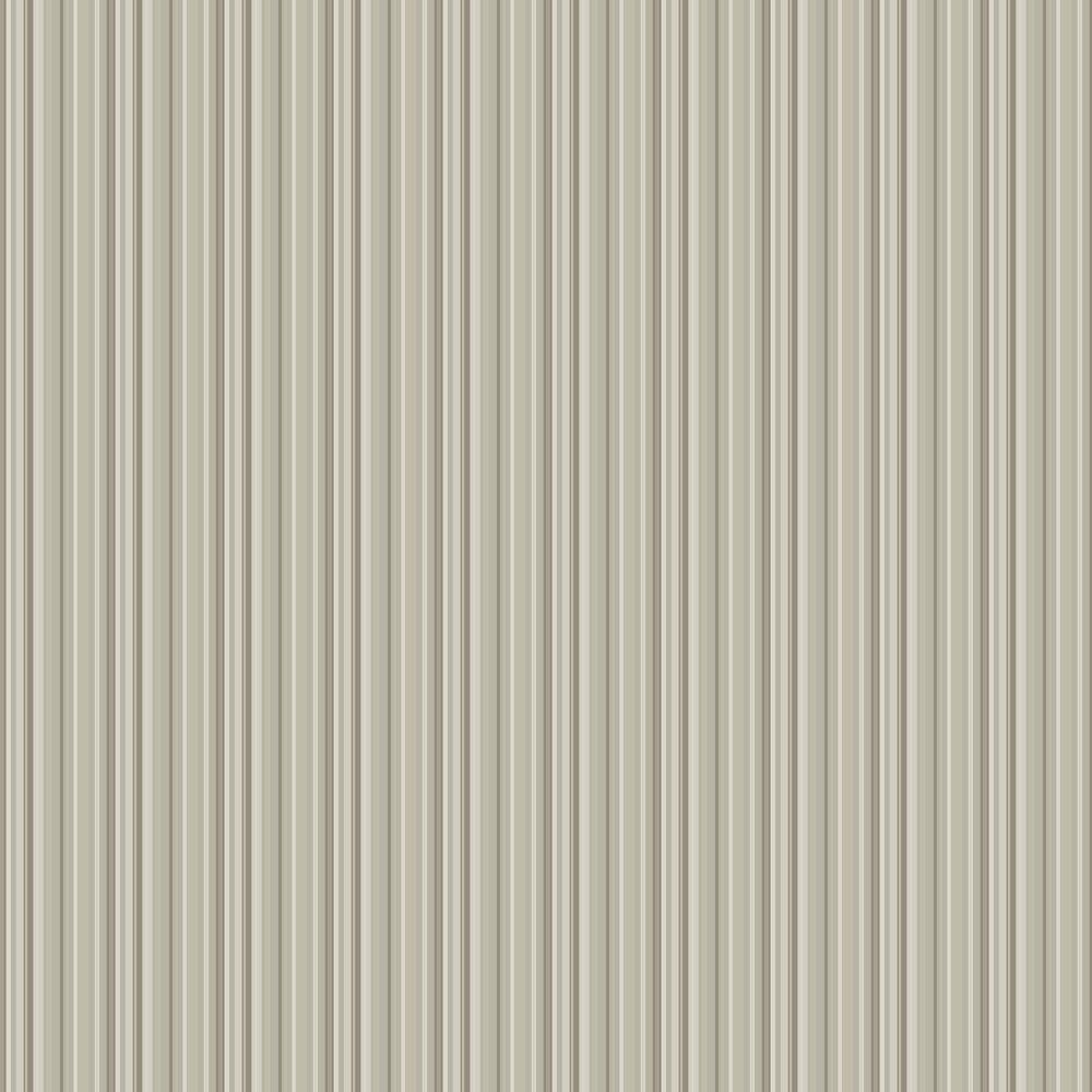 Decadent Stripe Wallpaper - Beige - by SketchTwenty 3