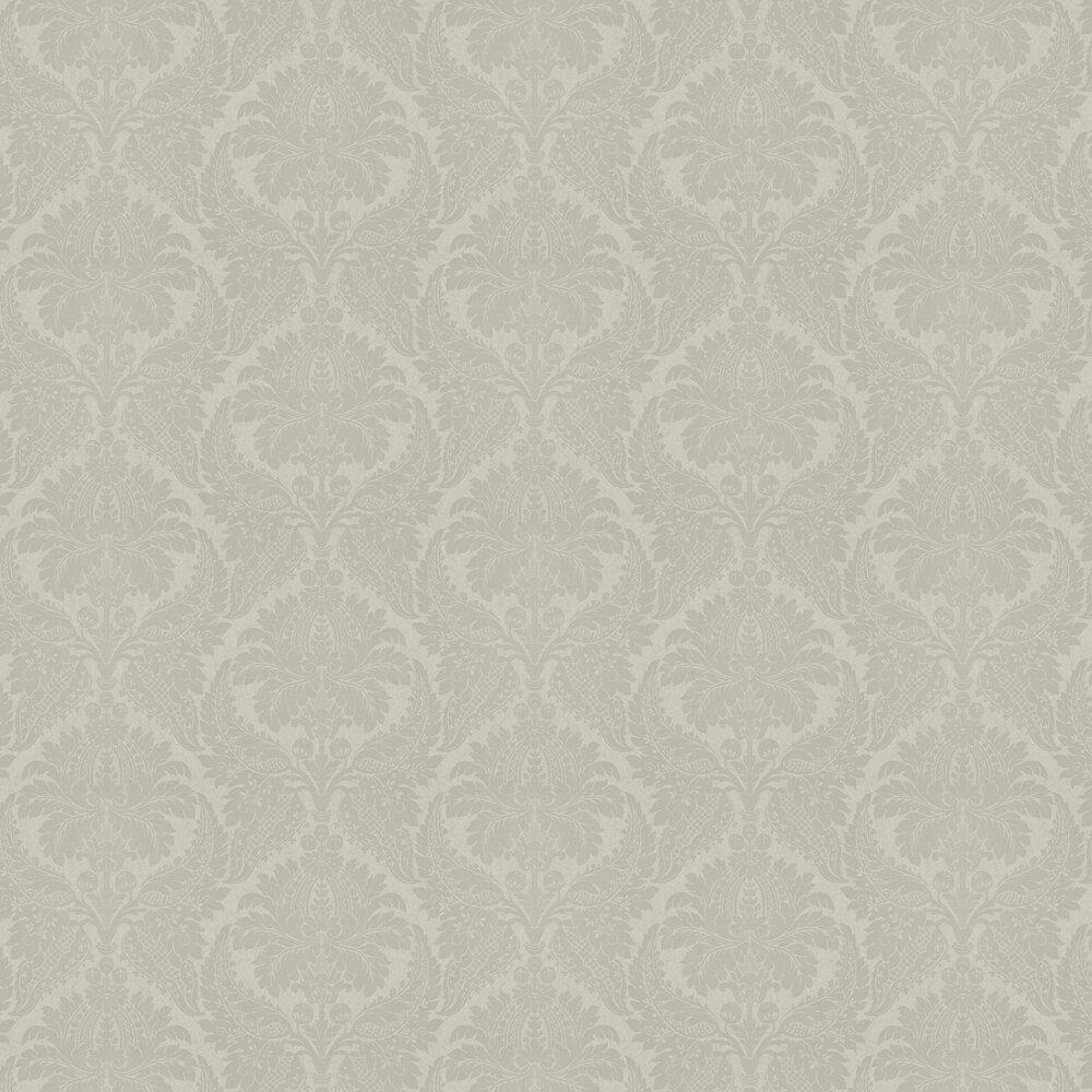 Malmaison Wallpaper - Chalk - by Zoffany