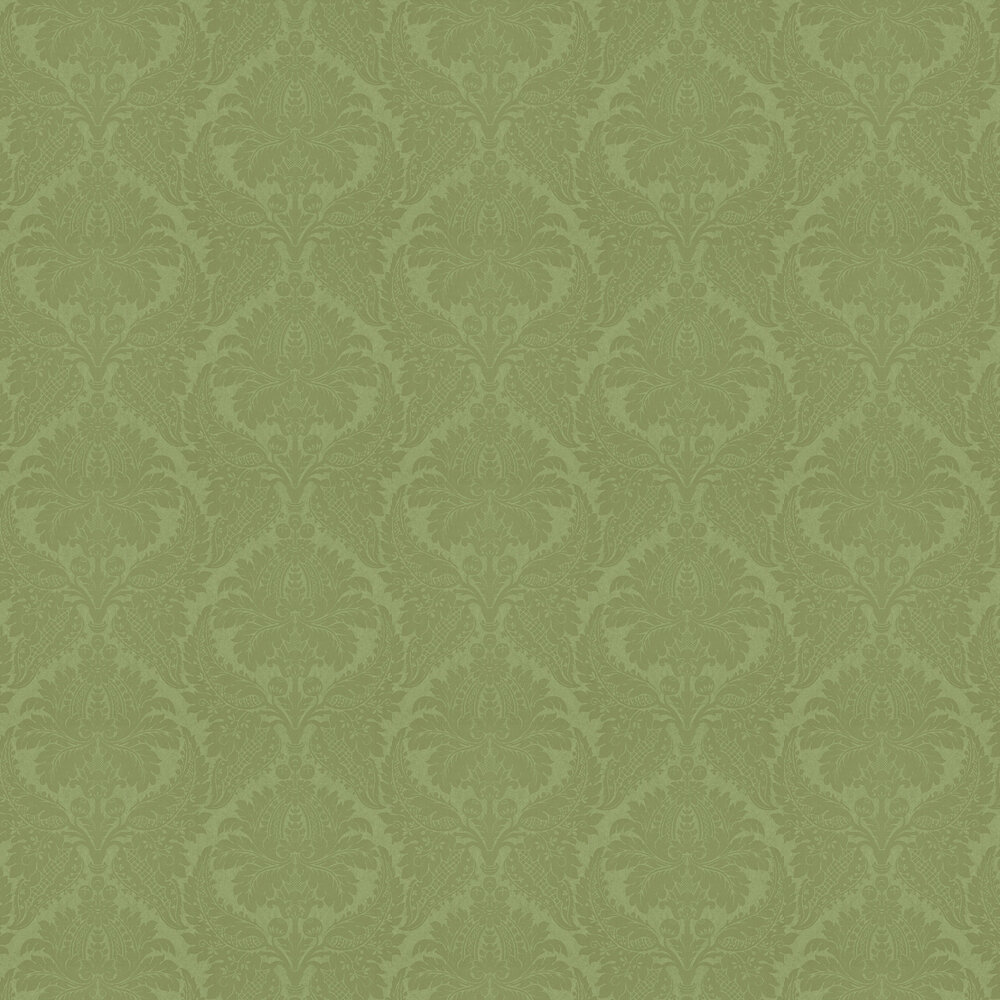 Malmaison Wallpaper - Peridot - by Zoffany