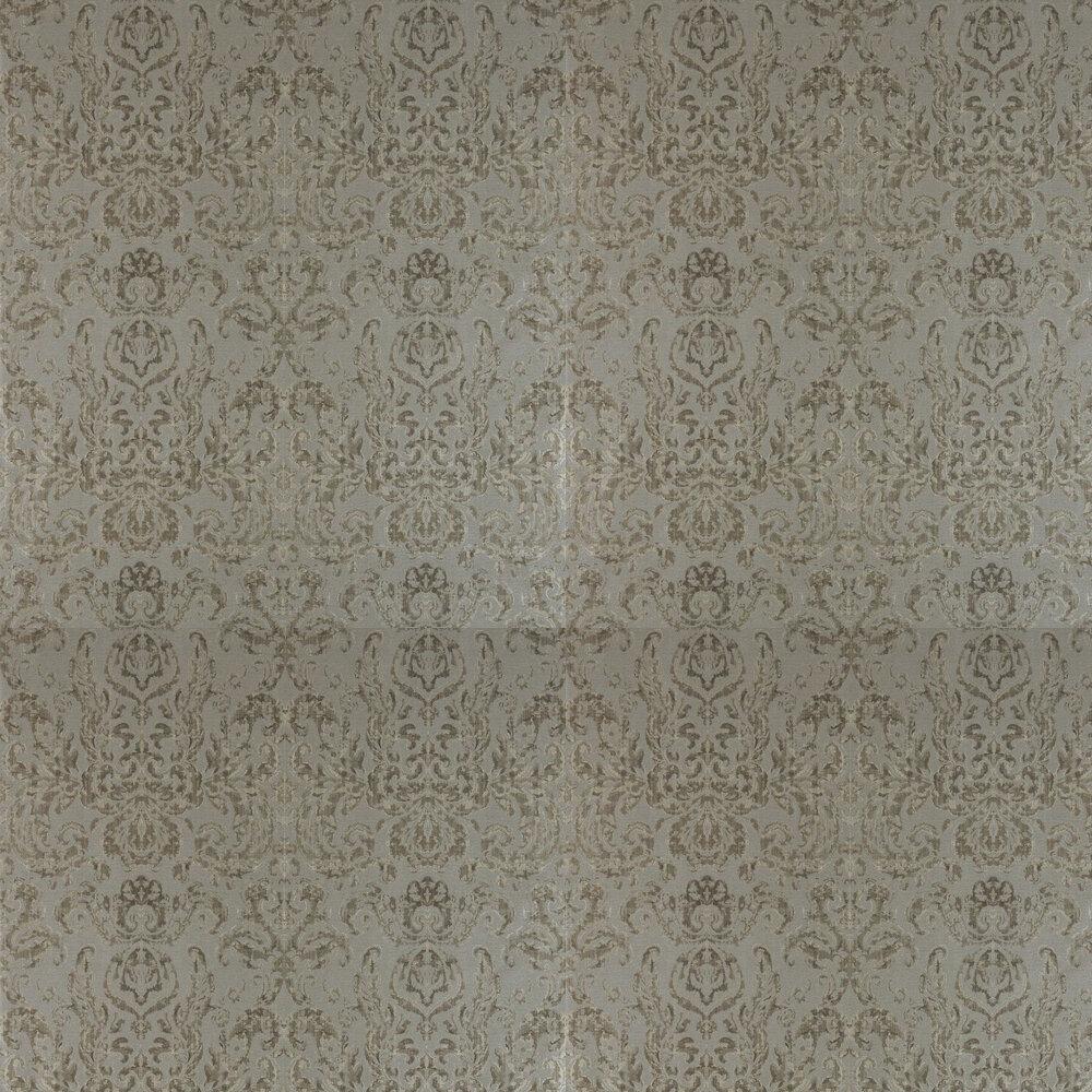 Brocatello Wallpaper - Burnish - by Zoffany