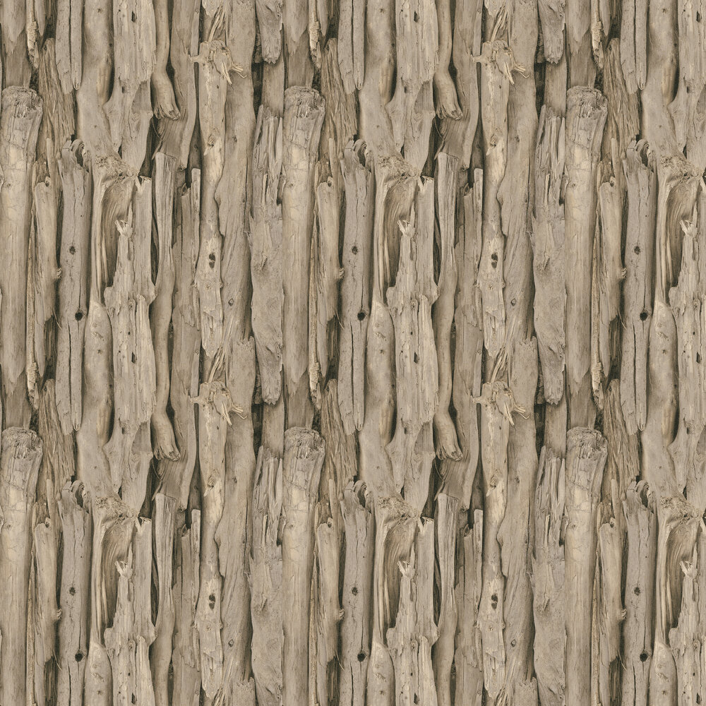 Albany Driftwood Natural Wallpaper - Product code: 473216