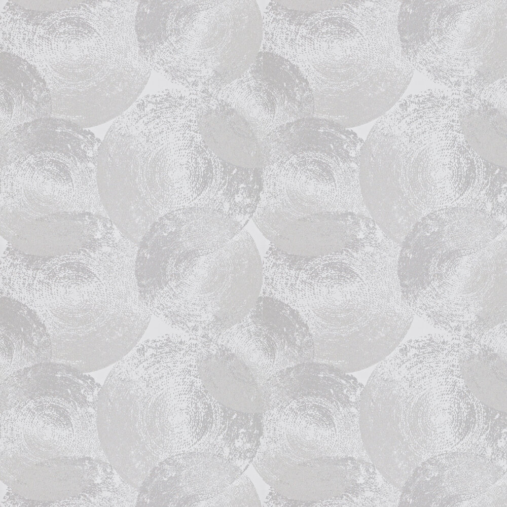 Ellipse Wallpaper - Granite / Pearl - by Anthology