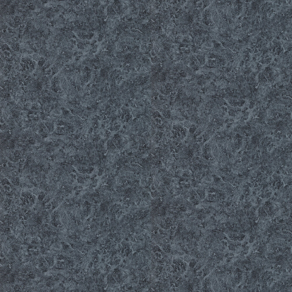 Lacquer Wallpaper - Sapphire - by Anthology