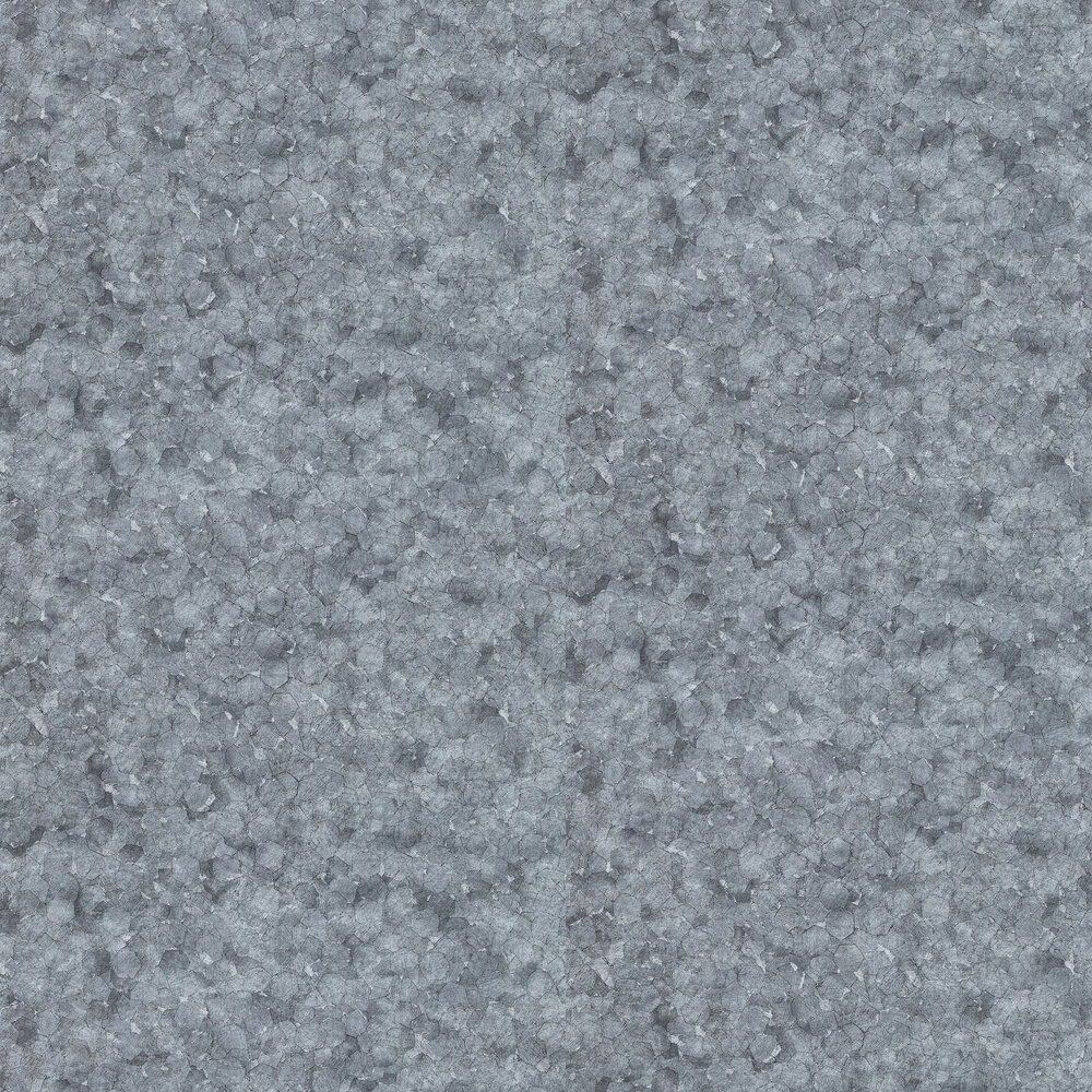 Kinetic  Wallpaper - Titanium - by Anthology