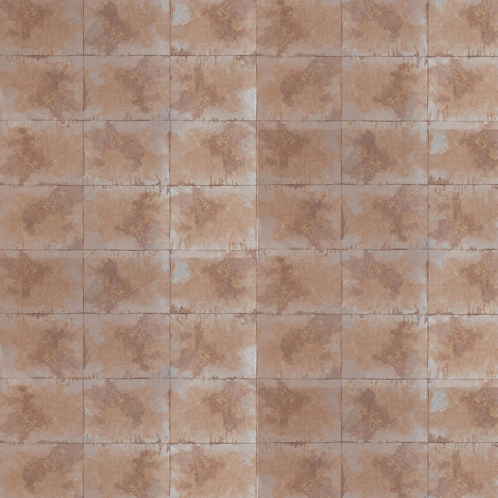 Oxidise Wallpaper - Shell / Pearl - by Anthology