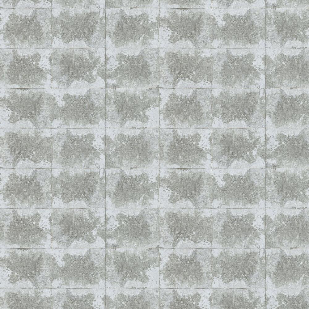 Oxidise Wallpaper - Clay / Quartz - by Anthology