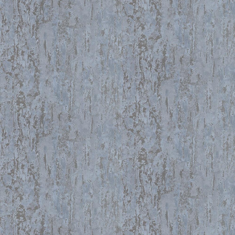 Cobra Wallpaper - Sapphire - by Anthology