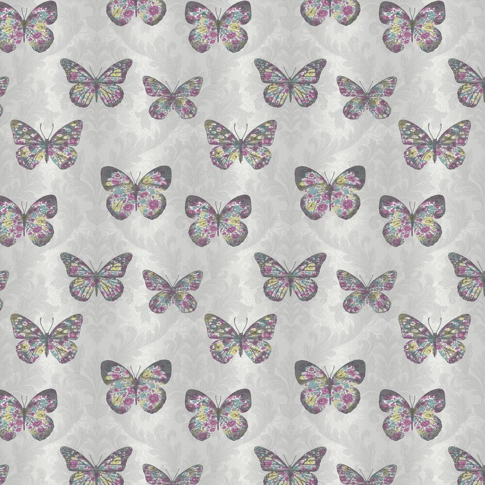 Arthouse Midsummer Dove Multi Wallpaper - Product code: 661203