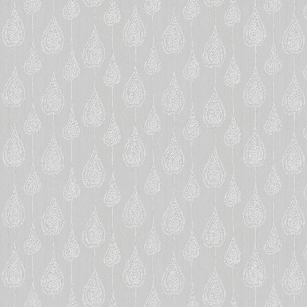 Gigi Wallpaper - Harbour Grey - by Harlequin