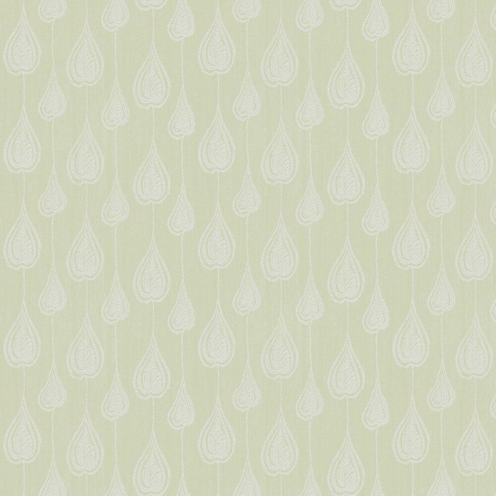 Gigi Wallpaper - Pistachio - by Harlequin
