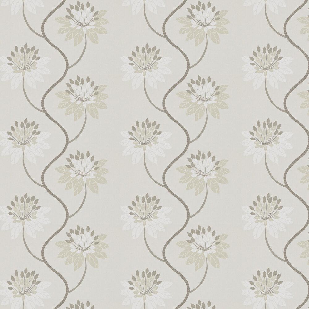 Harlequin Eloise Buttermilk and Linen Wallpaper - Product code: 111186