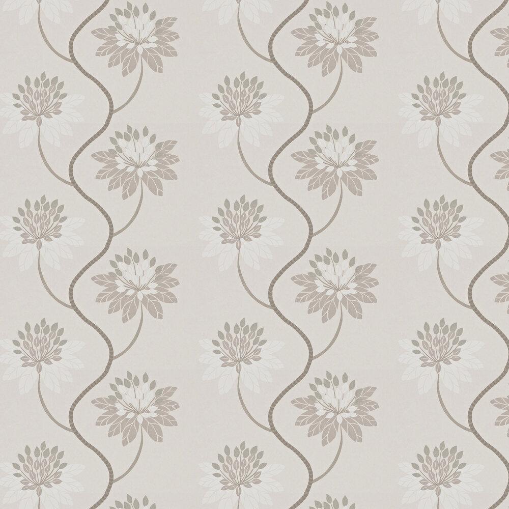 Harlequin Eloise Vintage Rose and Linen Wallpaper - Product code: 111187