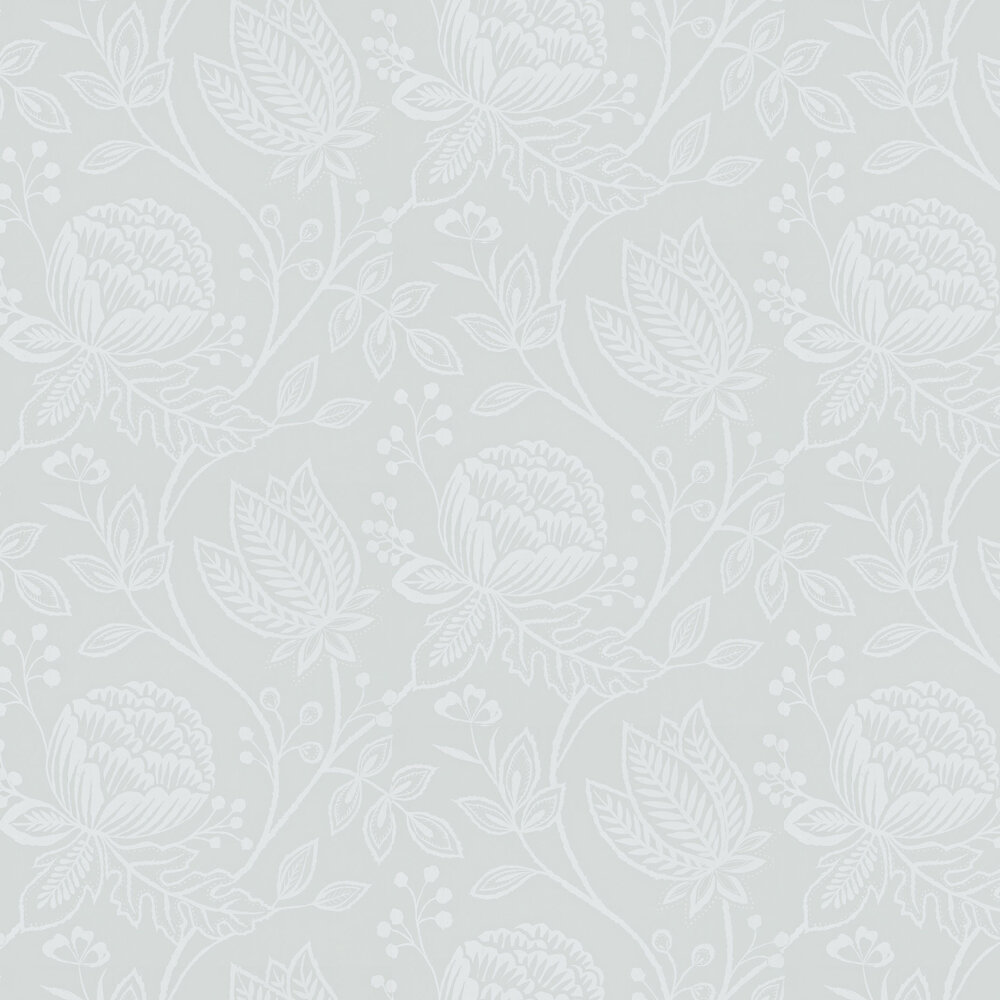 Mirabella Wallpaper - Willow - by Harlequin