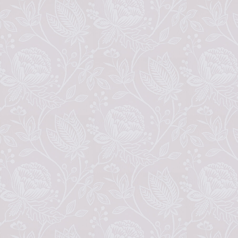 Mirabella Wallpaper - Vintage Rose  - by Harlequin