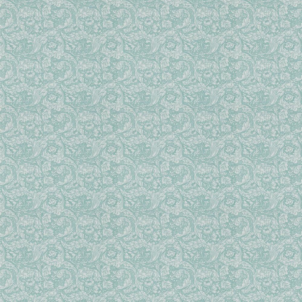 Bachelors Button Wallpaper - Blue - by Morris