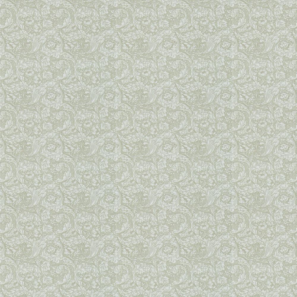 Bachelors Button Wallpaper - Linen - by Morris