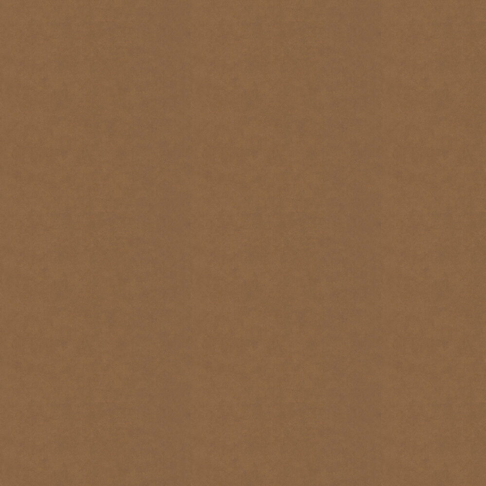 Vintage Leather Wallpaper - Oak - by Mulberry Home