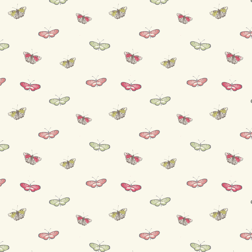 iliv Butterfly Vintage Chintz Wallpaper - Product code: ILWF/BUTTECHI