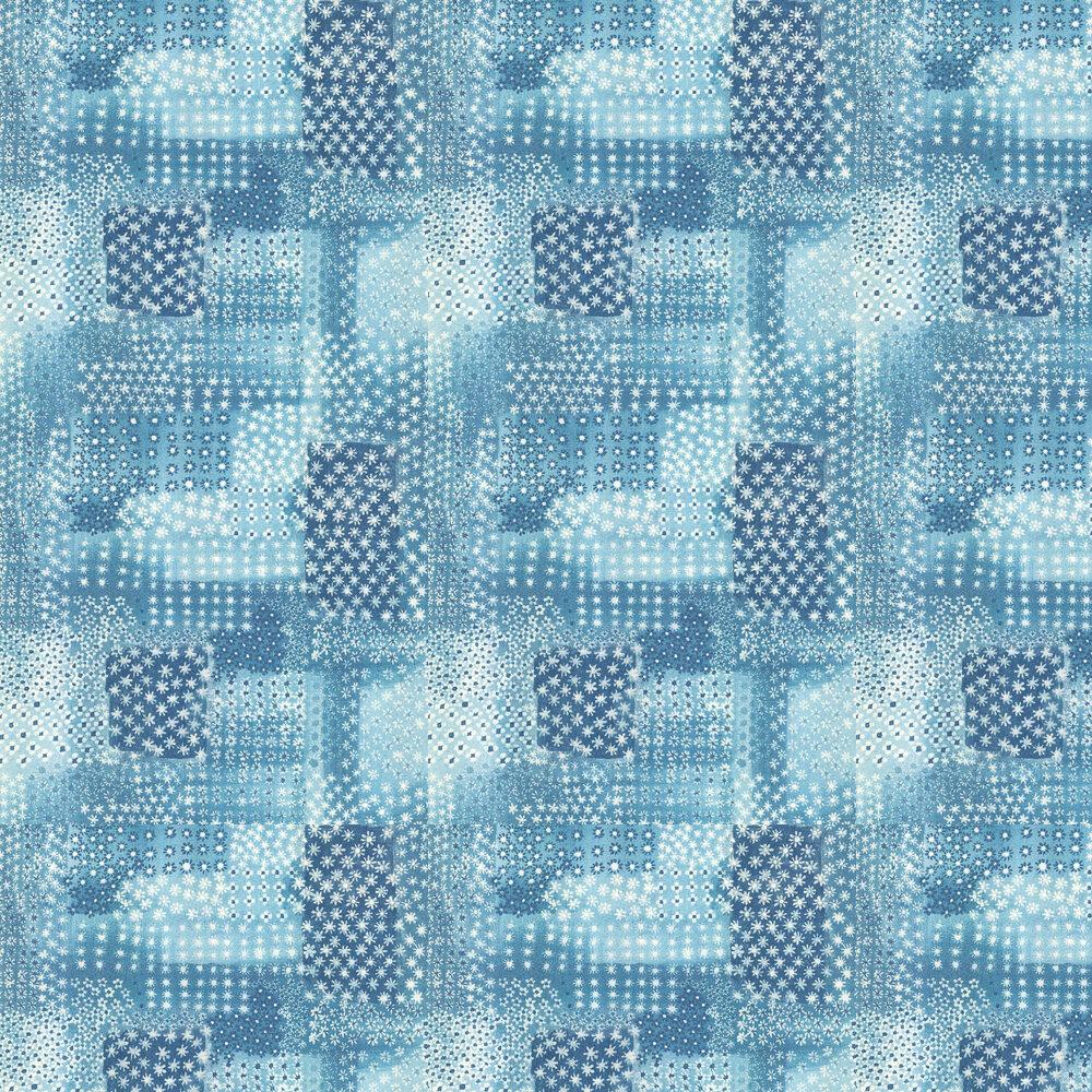 Albany Sitara Blue Wallpaper - Product code: SZ001862