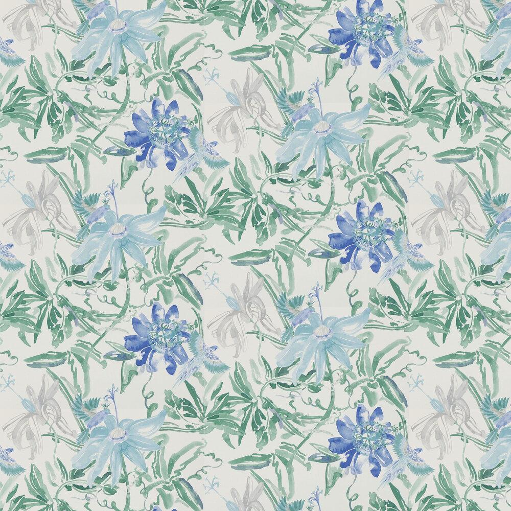Coordonne Flowers Blue Wallpaper - Product code: 4800031