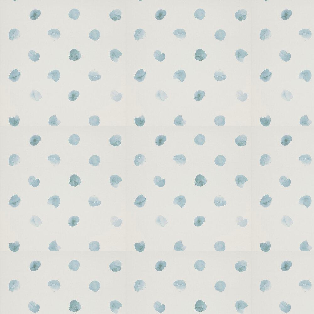 Coordonne Puntos Blue Wallpaper - Product code: 4800061