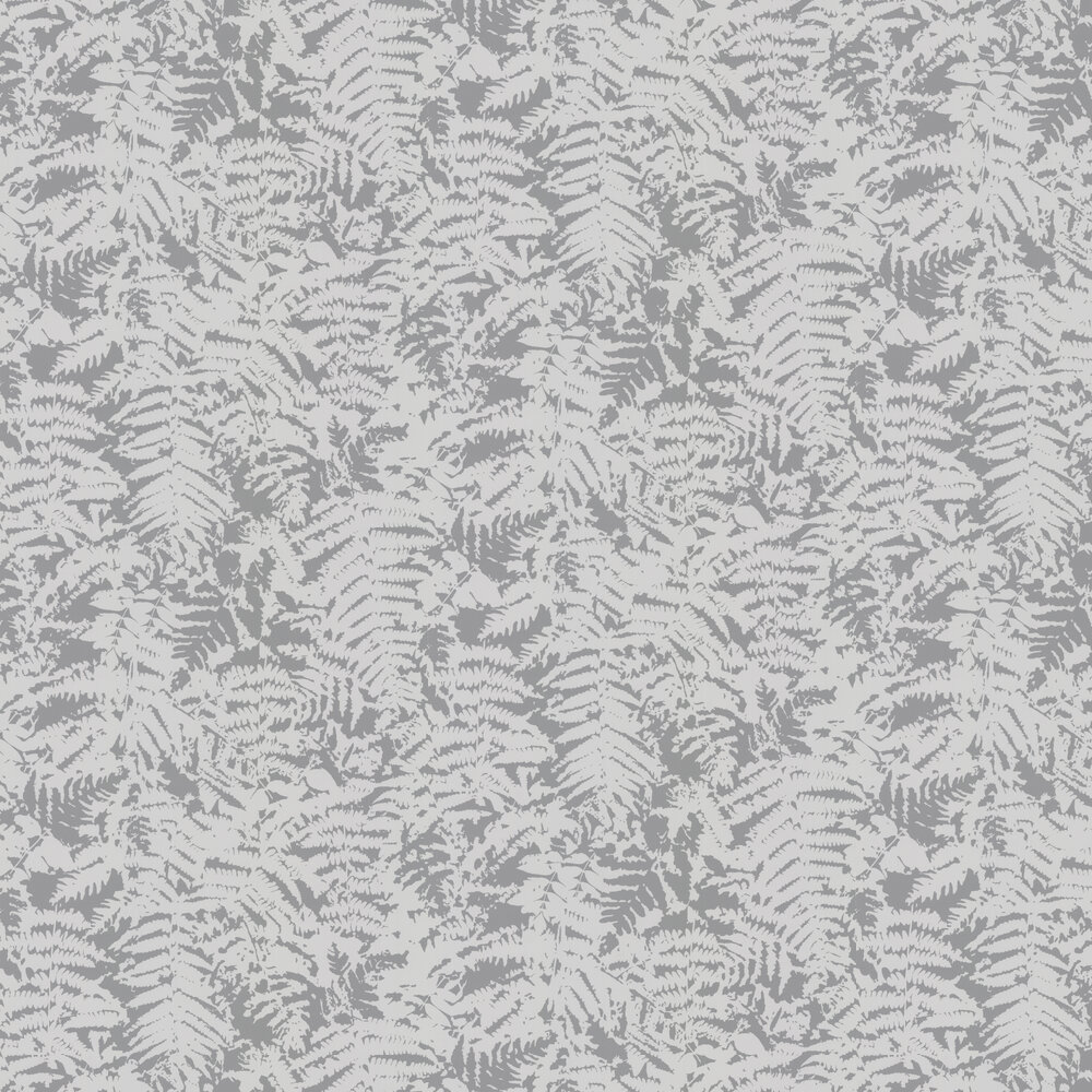 Fern Wallpaper - Clearing - by Little Greene