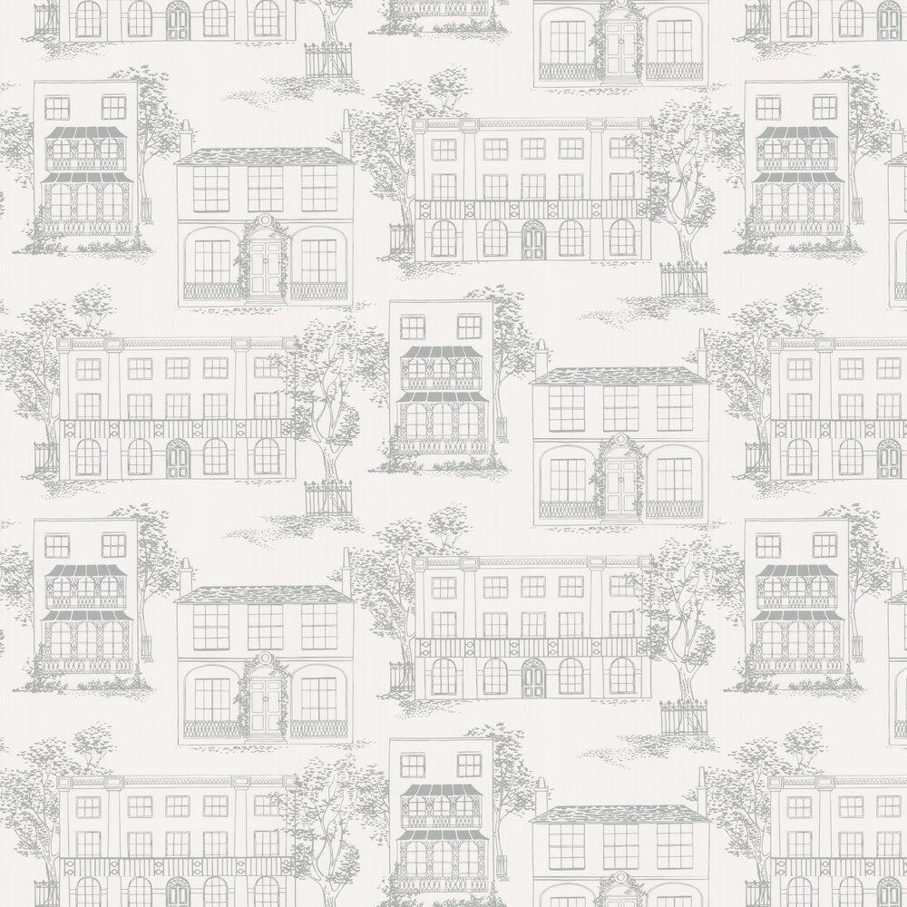 Little Greene Hampstead Glass Wallpaper - Product code: 0288HAGLASS