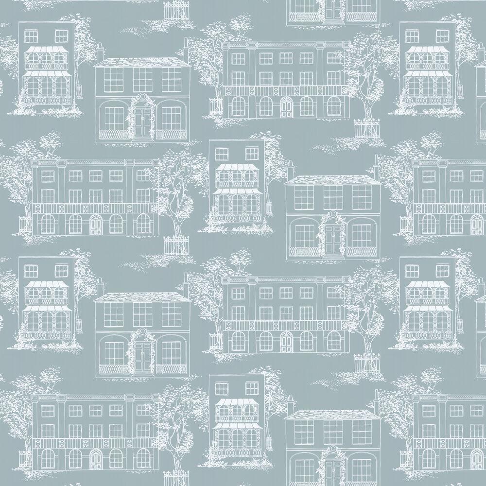 Little Greene Hampstead Penumbra Wallpaper - Product code: 0288HAPENUM