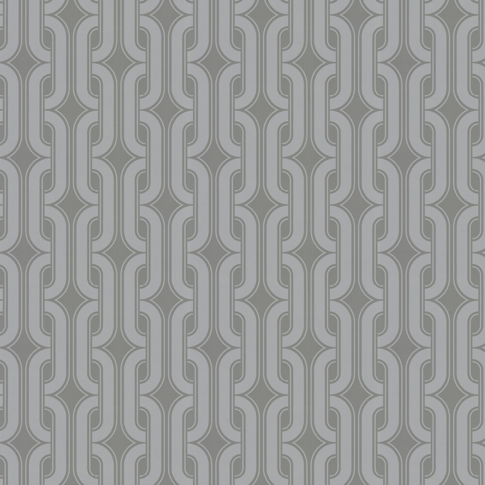 Little Greene Lavaliers Viridian  Wallpaper - Product code: 0288LAVIRID