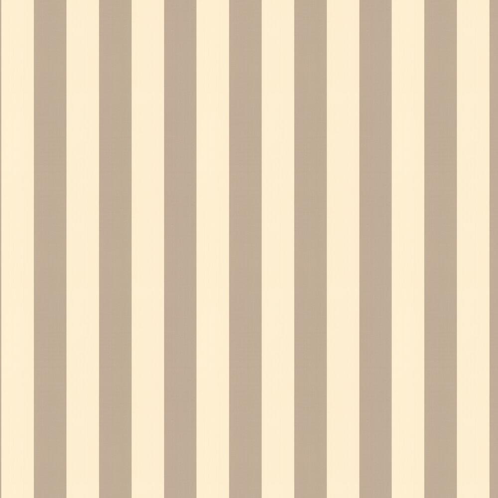 Salesbury Wallpaper - Oatmeal - by Ian Mankin