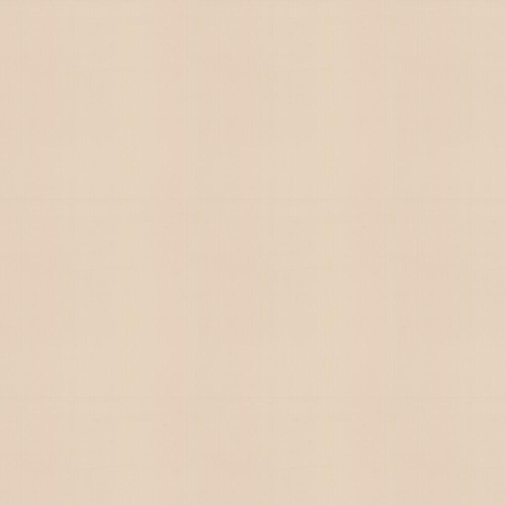 Herringbone Wallpaper - Cream - by Ian Mankin