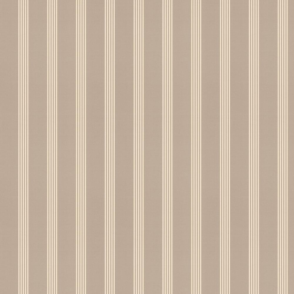 Oxford Wallpaper - Flax - by Ian Mankin