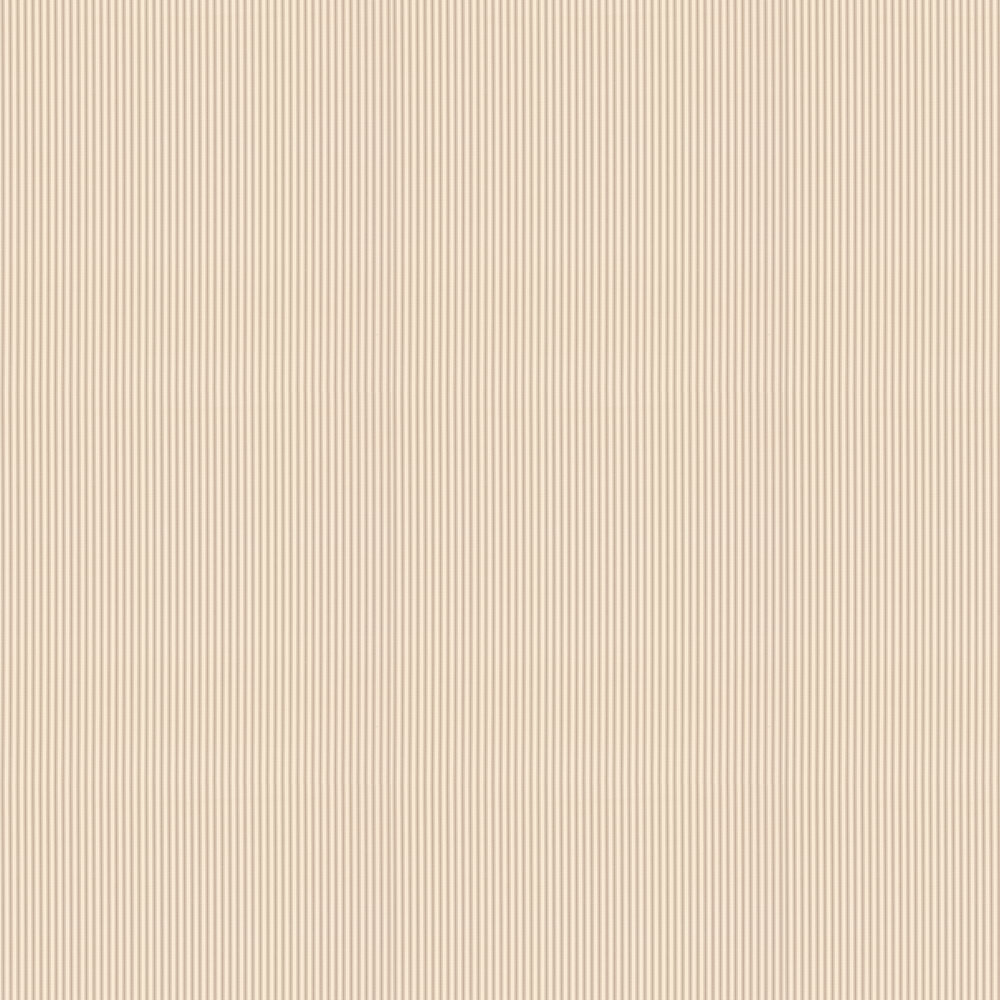 Ticking 01 Wallpaper - Flax - by Ian Mankin
