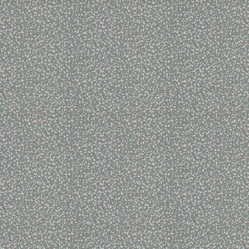 Blostma Wallpaper - Grey - by Farrow & Ball